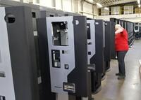 Produktionszahlen für Automaten steigen