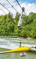 Neue Seilkrananlage für OTT Hydromet