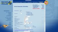 Prototypen ueber Leiterplatten Online-Portal