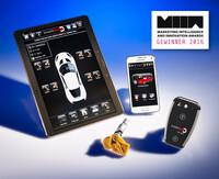 Huf IntelliSens app awarded the MIIA
