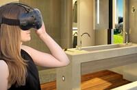 Bad-Planung: 3D-Brille macht aus Badsanierung Erlebnisurlaub