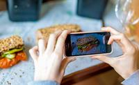 Digitales Sandwich schmeckt rund 4 Mio. Followern