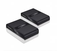 HDMI an jeder Steckdose: Full HD 1080p bis zu 300 Meter weit übertragen per Powerlan HDMI Extender