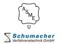 Schumacher Verfahrenstechnik: Akkreditierung nach ASME