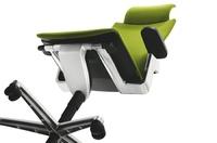 Gesund Sitzen im Büro: Drehstuhl Wilkhahn ON von hoell.de