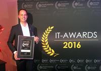 b.telligent gewinnt erneut Platin-Big Data Insider Award
