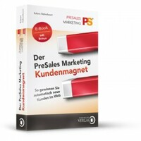 Nabenhauer Consulting erfolgreich mit Dem PreSales Marketing Kundenmagnet E-Book