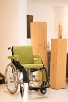 "SALJOL präsentiert Komfortbezug ""Extra"" für Rollstühle"