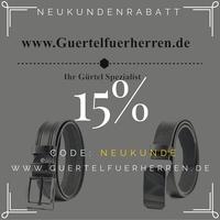 www.Guertelfuerherren.de - Webshop exklusiv für Männer bietet hochwertige Ledergürtel als günstige Eigenmarke