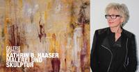 Ausstellungseröffnung 29. Oktober 2016: GALERIE WORTMANN zeigt Malerei und Skulptur von Kathrin B. Haaser