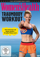 """Jetzt auf DVD: """"Women""""s Health: Traumbody Workout"""" von und mit Stefanie Rohr"""