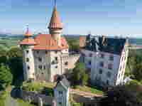 Im neuen Deutschen Burgenmuseum wird Geschichte anschaulich