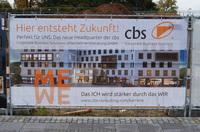 cbs setzt ersten Spatenstich für neue Firmenzentrale in der Bahnstadt