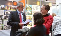 130 Aussteller auf Berliner Immobilienmesse Häuserwelten & Energie