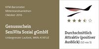 """KFM-Mittelstandsanleihen-Barometer - der """"SeniVita Sozial gGmbH-Genussschein"""" (UPDATE)"""