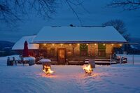 Adventszauber am Berg: Weihnachtsvorfreude im Berghotel Maibrunn