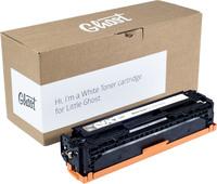 Ghost White Toner stellt Weißdruck auch für Lexmark, OKI und Samsung vor.