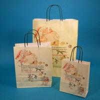 Papiertragetaschen mit Weihnachtsmotiven online kaufen