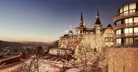 Weihnachten einmal anders mit dem Dolder Grand in Zürich