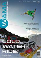 MuP-Verlag übernimmt Wasserski & Wakeboard-Magazin WAMA
