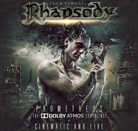 """Yamaha unterstützt wegweisendes Studioalbum in Dolby Atmos: Luca Turilli""""s Rhapsody und Produzent Chris Heil schreiben Musikgeschichte"""
