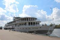 Schiffsreisen von St. Petersburg nach Moskau