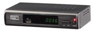 DVB-T2-Receiver mit H.265/HEVC für Full-HD-TV, HDMI und SCART, LAN, USB