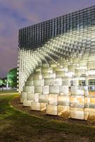 acdc Lichtlösung lässt Serpentine Pavilion erstrahlen