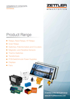 Complete Product Range in Two New Catalogues