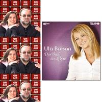 Uta Bresan On Air mit Roland Rube und Ariane Kranz