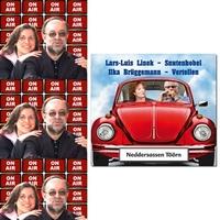 Roland Rube und Ariane Kranz On Air mit Lars-Luis Linek