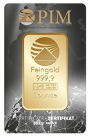 Investments in Anlagegold