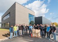 primeLine Unternehmensgruppe bezieht neuen Firmensitz