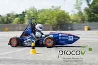 Procow aus Hannover unterstützt studentisches Rennwagen Projekt