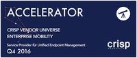 ISEC7 Group ist führender Service-Provider für Unified-Endpoint-Management
