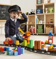 Freie Bahn für großen Mathe-Spaß im Kindergarten!