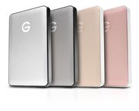 G-TECHNOLOGY STELLT G-DRIVE SLIM SSD USB-C VOR