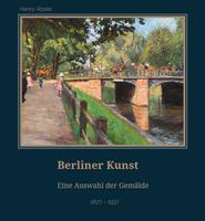 """Exklusiver Bildband """"Berliner Kunst"""" bei Pompeii Publishing erschienen"""