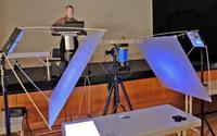 Multispektrales Licht und Kamera: Über 30 Wellenlängen für höchste Lichtqualität
