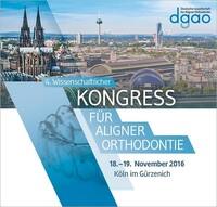 4. Wissenschaftlicher Kongress für Aligner Orthodontie