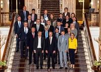 Parlamentarischer Abend 2016 der DG PARO