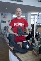 Der vegane Schuhspezialist Shoezuu präsentiert  seine ethische und nachhaltige Schuh-Kollektion