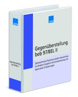 """""""Gegenüberstellung beb 97/BEL II"""" vereint erstmals Gemeinsamkeiten und Unterschiede der beiden Leistungsverzeichnisse in einem Werk"""