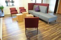 Hotel Hollmann mit niveauvoller Lobby von Schnieder