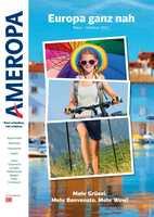 Radeln, Wandern und Natur: Erlebnis- und Erholungsurlaub mit Ameropa-Reisen in Europa