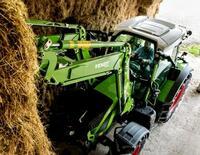 Fendt 500 Vario: Ideal für Landwirtschaft