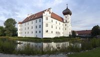 """""""Irgendwann reicht´s"""" - Schloss Hohenkammer bietet himmlische Ruhe"""