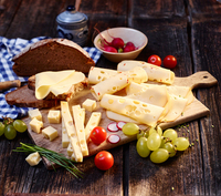 Mit Käse aufs Siegertreppchen - Verbraucherfrage der Bergader Privatkäserei