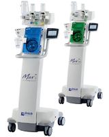 ulrich medical stellt zweiu neue MRT-Kontrastmittelinjektoren mit weltweit einzigartiger spritzenloser Technologie vor