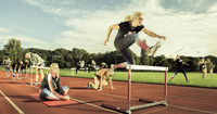 HERBALIFE ist neuer Partner der Hürdenläuferin Cindy Roleder